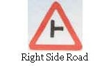 Right Side road